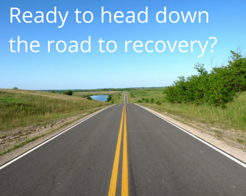 Roadmap: Recovering from substance abuse