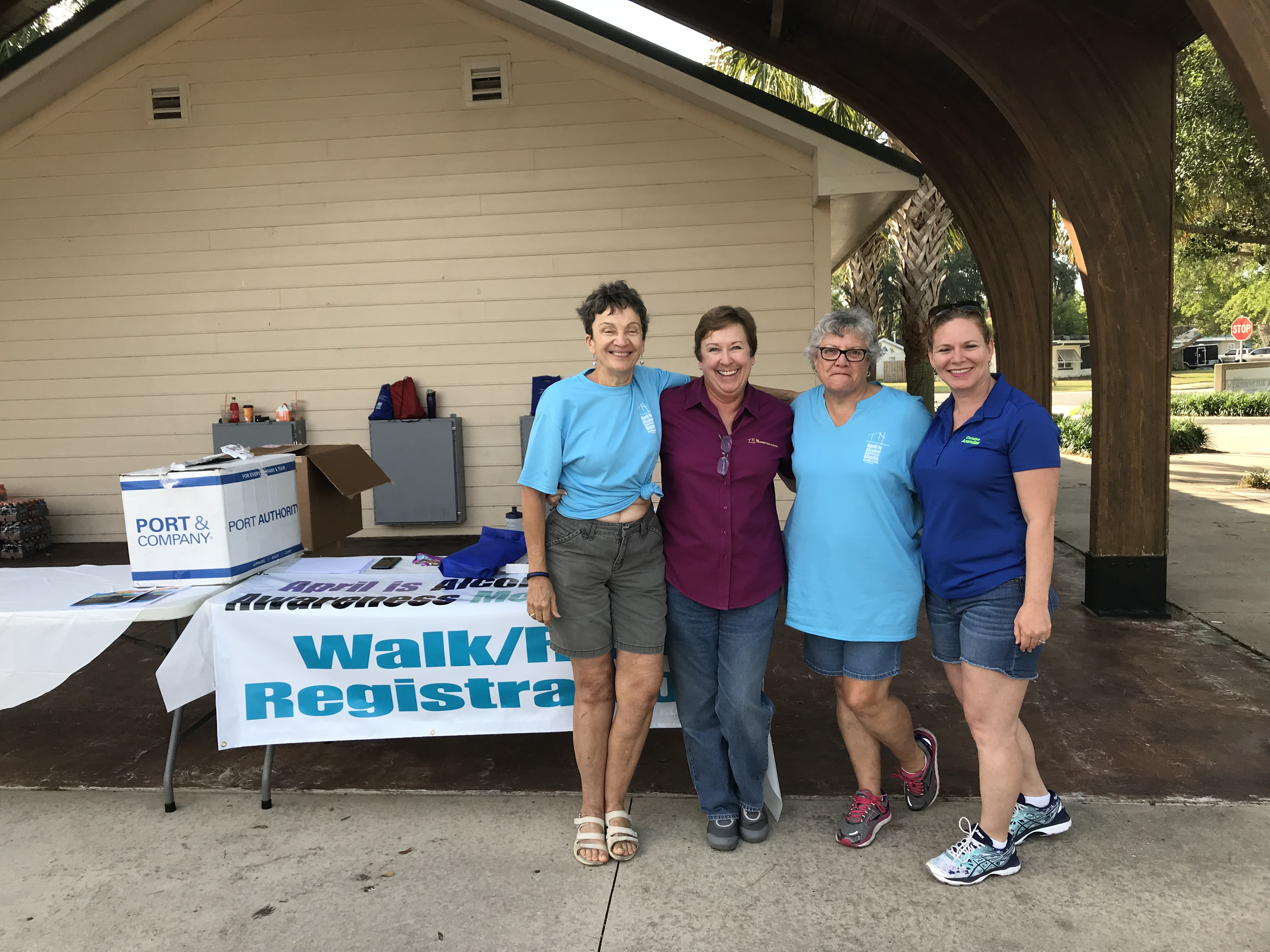 The Transition House, Inc. April is Alcohol Awareness Month 5k Walk Run 2018