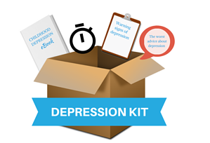 Download our free Depression Kit