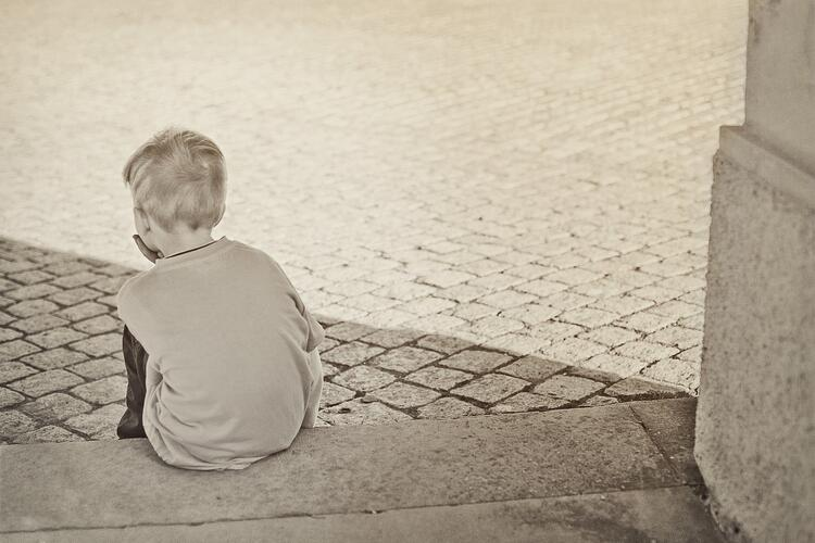 Substance abuse affects children
