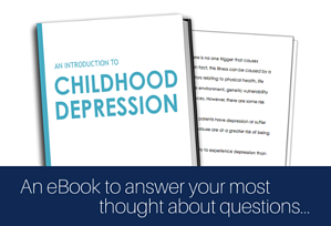 Free eBook on Childhood Depression from The Transition House, Inc.