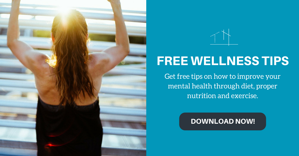 Wellness Diet Exercise Tips for Good Mental Health