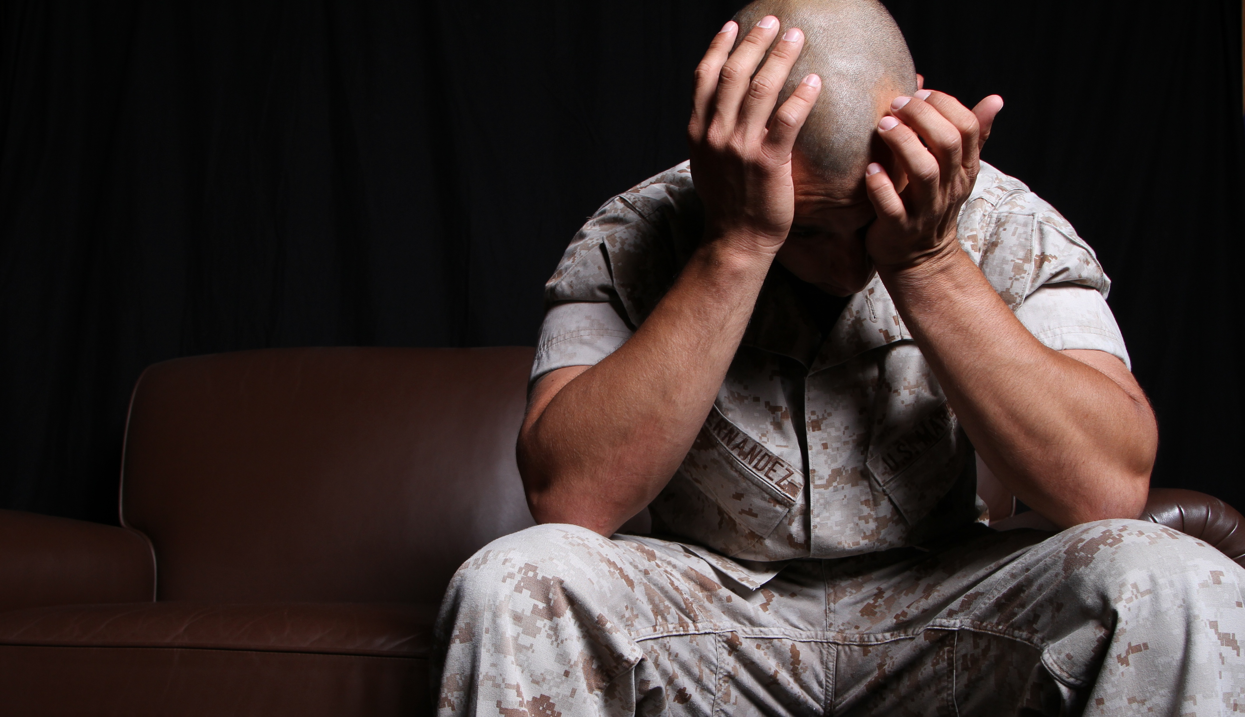 3 most common mental health concerns for veterans